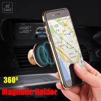 XUNDD Auto Telefoon holder iphone X 10 8 Plus, 360 Graden magnetische auto Air Vent Mount voor samsung galaxy note8 s8 plus