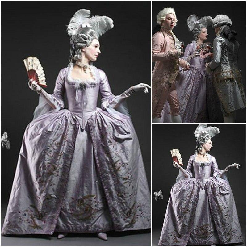 f232d25f8 HistoricalCustomer-Luxs Vintage vestidos victorianos Cosplay 1860 s  Scarlett guerra Civil vestido vestidos Halloween US4