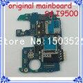16 gb placa lógica 1000% placa base original de i9500 para samsung galaxy s4 gt-i9500 función completa junta mainboard unlock versión de la ue