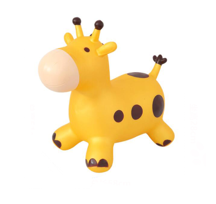 Inflatable Ride On Horse Toy