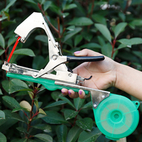 Grape Bind Branch Machine 1pc Anvil Machine Garden Tools Tapetool Tapener Packing Vegetable's Stem Strapping Cutter