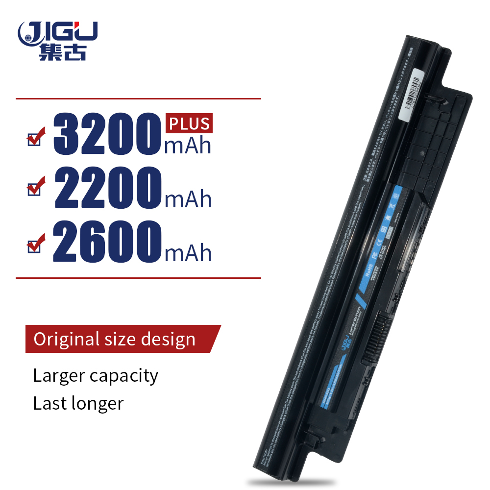 JIGU Laptop Battery For <font><b>Dell</b></font> 6K73M For Inspiron 3521 N3521 N121Y Series 3531 RP1F7 For Latitude 3440 <font><b>3540</b></font> E3440 XCMRD YGMTN image