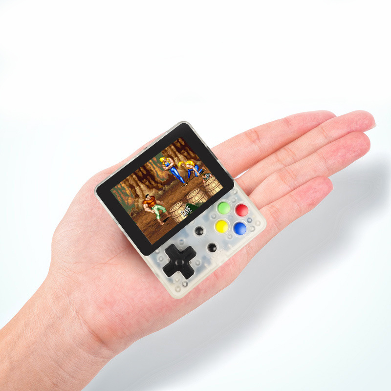 Image 2 - Coolbaby 16G+16/32/64/128/256G OPEN SOURCE Video Handheld Game Console Mini Portable Nostalgic Retro Gaming Player TV Children-in Handheld Game Players from Consumer Electronics