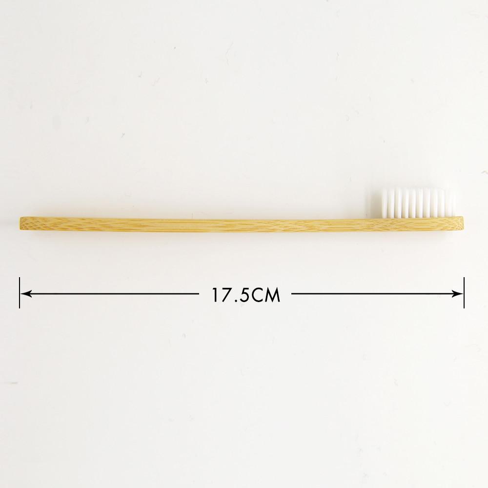 DR. PERFEKTE 50 teile/los Bambus dental Pflege Weichen Borsten Eco friendly hölzernen Bambus Zahnbürste zunge schaber täglichen gebrauch-in Zahnbürsten aus Haar & Kosmetik bei  Gruppe 3