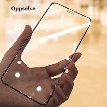 Tempered Glass For iPhone X 9 PET Edge 3D Full Cover Protection Screen Protector Toughened Film Xs Plus 2PCS