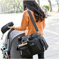 Fashion Design Korean Style Mommy Bags for Baby,Large Size Capacity Baby Bags for Mom Multifunctional Tote Handbag Diaper Bag