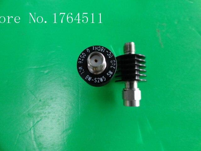 [BELLA] MINI BW-S2W5+ DC-18GHz Att:2dB 5W SMA Coaxial Fixed Attenuator
