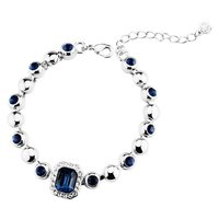 T400 Blue River Austria Crystal Bracelet Montana 3022 Retail And Wholesale Free Shipping