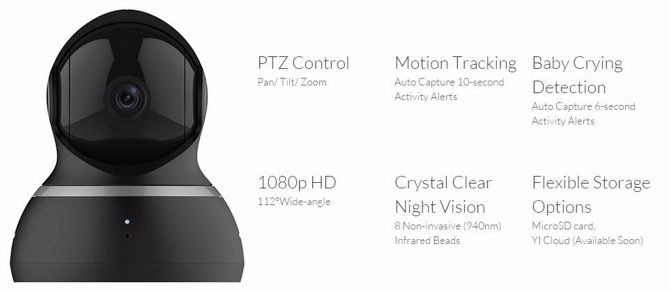 1080P Xiaomi YI Dome Home Camera (11)