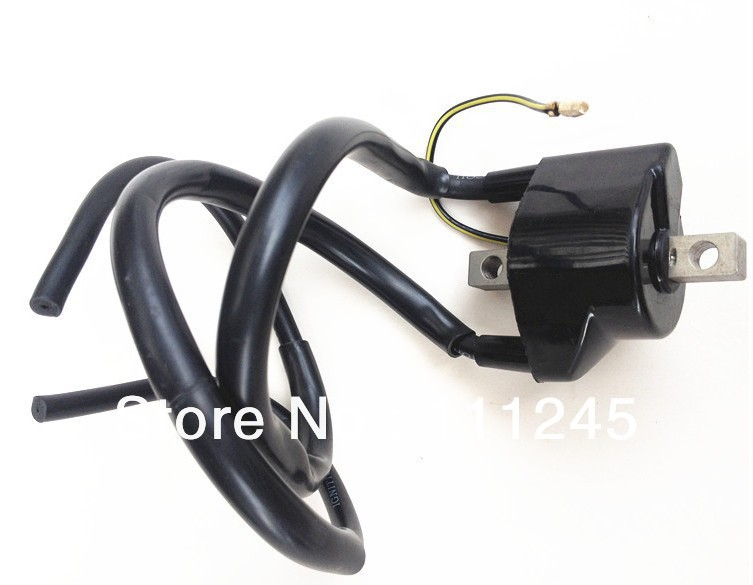 OUTBOARD IGNITION COIL FOR TOHATSU M15 & MORE 2 STROKE 15HP 247  MARINE BOAT  IGNITOR   MAGNETO PARTS p351 ignition coil for partner 351 350 370 371 390 420 440 poulan stator chainsaw magneto ignitor