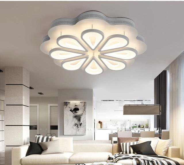 Modernen minimalistischen decke beleuchtung hause schlafzimmer neue ...