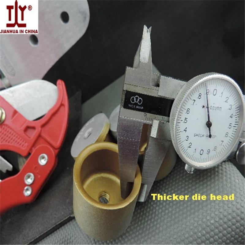 Hőmérséklet-szabályozás PPR hegesztőgép műanyag csőhegesztő - Hegesztő felszerelések - Fénykép 4
