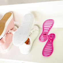 1Pcs Creative Double Integral Shoe Rack Space-Saving Removable Plastic