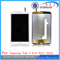 New 8 Inch For Samsung Galaxy Tab 3 8 0 SM T311 T311 T315 SM T315
