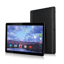 """Free shipping Android 7.0 Tablet PC Tab Pad 10 Inch IPS 8 Cores 4GB RAM 32GB ROM Dual SIM Card 4G LTE Phone Call 10.1"""" Phablet"""