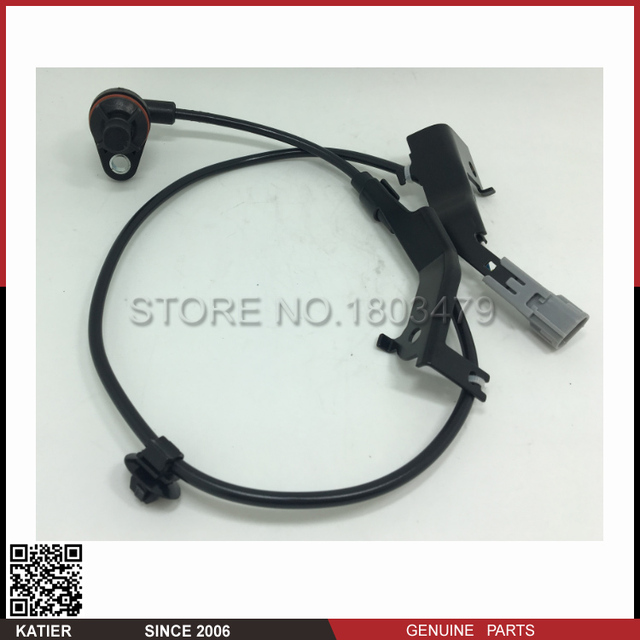 Free Shipping Rear Left ABS Sensor Speed Sensor 89546-71030 8954671030For Toyota  Fortuner Hilux