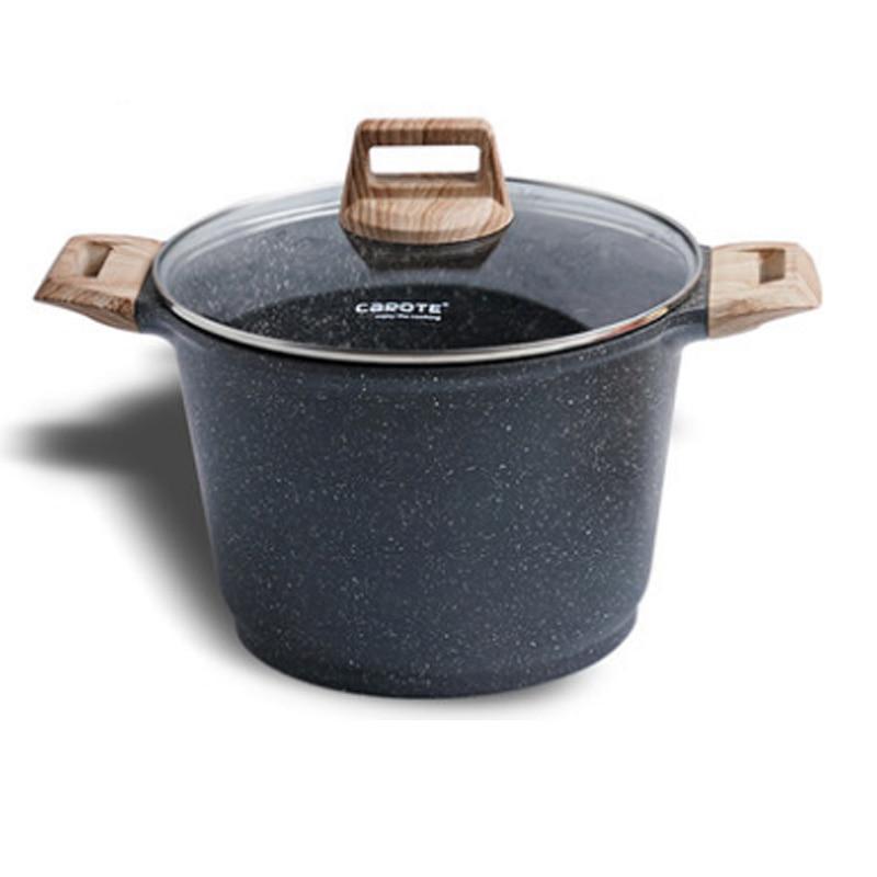 Maifan Stone Non-Stick Large Cooking Pot