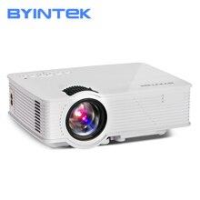 BYINTEK BT140  Home Theater 1080P HD HDMI USB Video X7 Portable WIFI Push AM01S LCD LED Mini Projector