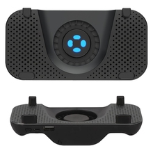 Multi-Functional Phone Radiator Cellphone Cooler Stand Holder Portable Game Pad Cooling Fan Gamepad for 4-7 inch Smartphone