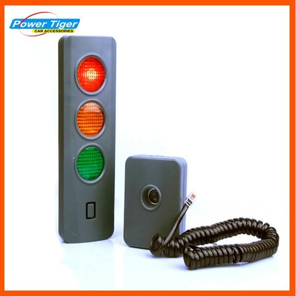 Security Alarm System Indicator Light