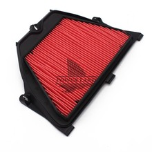 1pc Motorcycle Air Intake Filter Cleaner For HONDA CBR600 CBR 600 CBR600RR CBR 600 RR 600RR F5 2003 2004 2005 2006 03 04 05 06 motorcycle fairing kit for honda cbr600rr f5 07 08 cbr 600rr 2007 2008 cbr600 repsol red orange fairings 7gifts set hg55