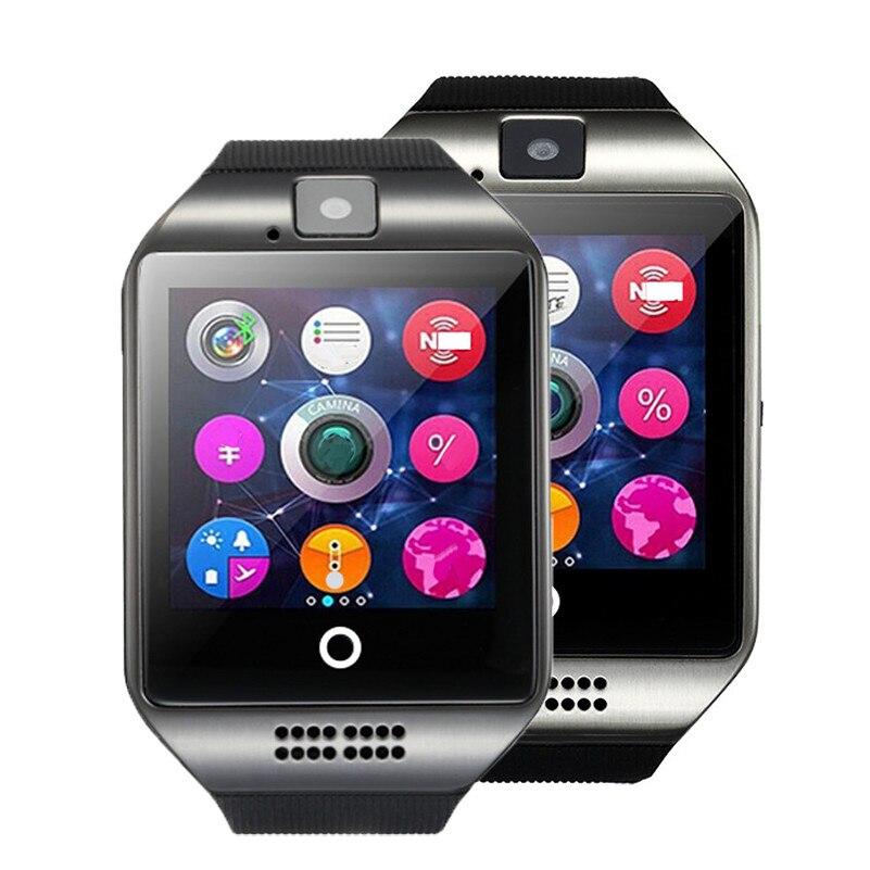 men Q18 Wearable Devices GT08 DZ09 GT88 font b Smart b font font b Watch b