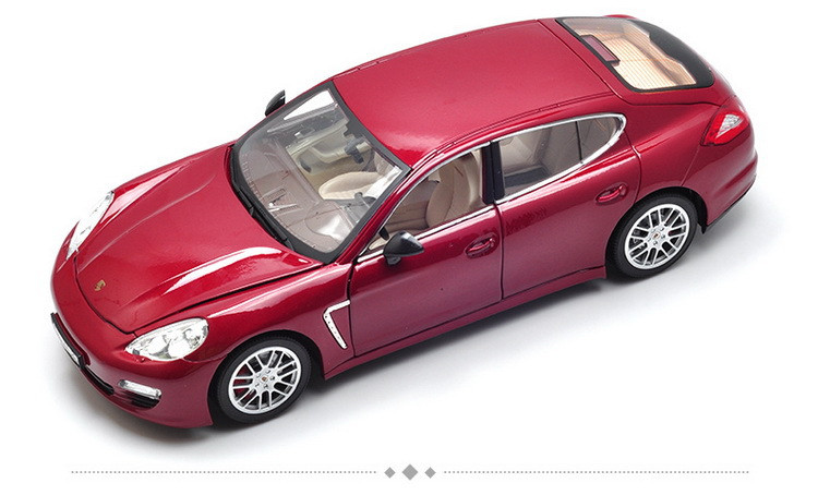 1:18 Free Shipping Super Car Melanie Red Diecast Car Model Toy Car Model Electronic Car With Kids Toys Gift Collection