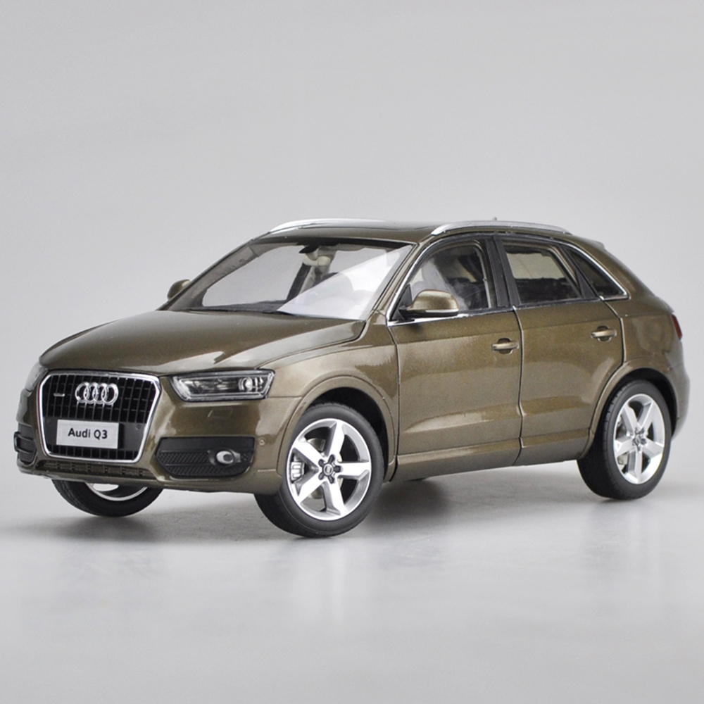 Scale 1/18 AUDI Q3 SUV Alloy Diecast Metal Car Model Toys For Gifts And Collection With Free Shipping цена