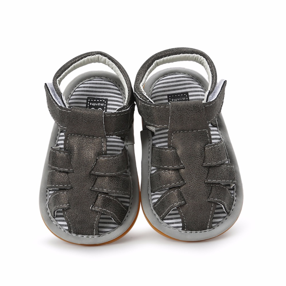 Black-Color-Summer-Autumn-Newborn-Baby-Boy-Sandals-Clogs-Shoes-Casual-Breathable-Hollow-For-Kids-Children-Toddler-5