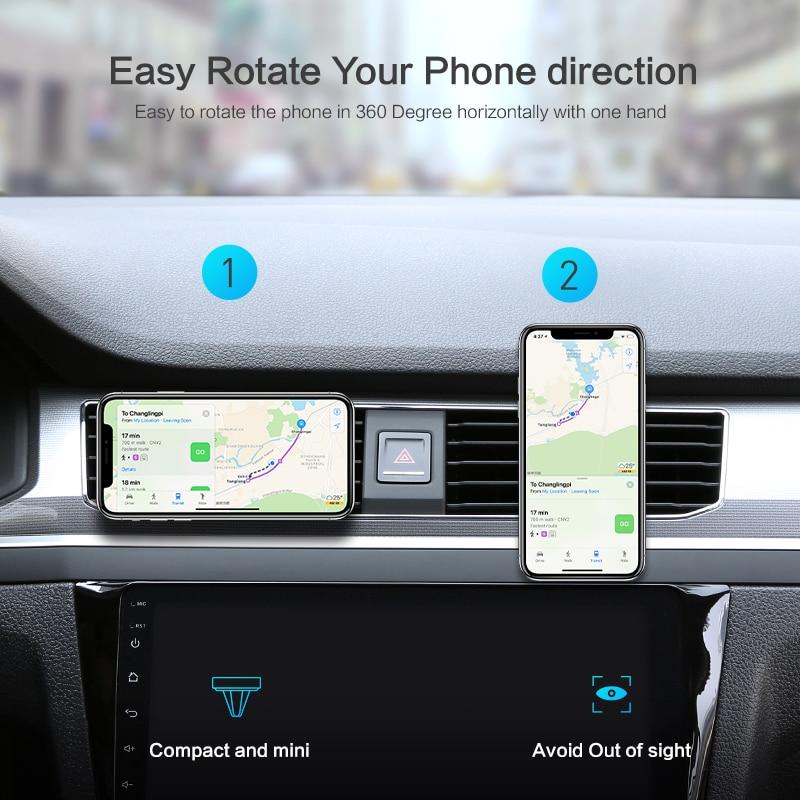 FLOVEME ունիվերսալ ավտոմեքենայի - Բջջային հեռախոսի պարագաներ և պահեստամասեր - Լուսանկար 3
