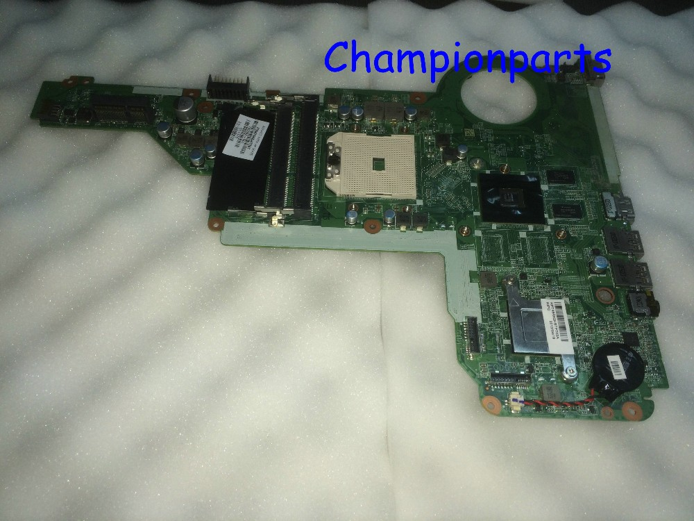 ФОТО DA0R75MB6C0 REV : C  HOT IN RUSSIA +AVAILABLE + WORKING FREE SHIPPING  Laptop motherboard For HP Pavilion 15-E 17-E NOTEBOOK PC
