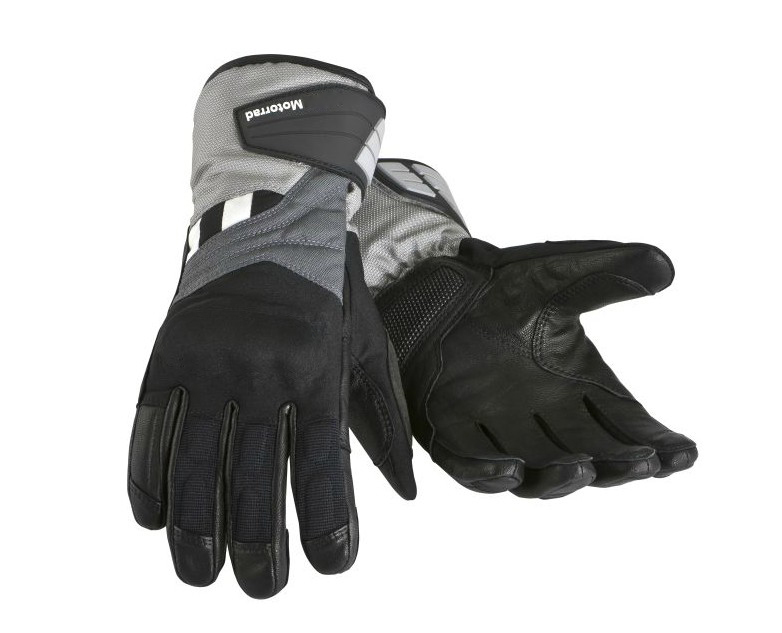 Motorcycle Gloves for BMW <font><b>GS</b></font> <font><b>Motorrad</b></font> Dry Men's Waterproof Breathable Travel Enduro Gloves image