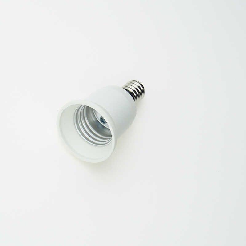LED адаптер E14 к E27 лампа Конвертор гнездо лампочки держатель лампы база адаптер Подключите Extender Свет использования
