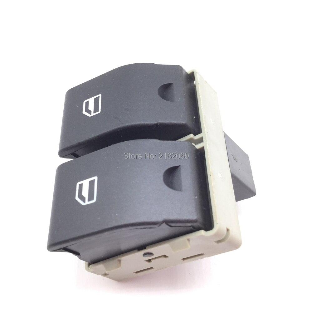 Części karoserii Electric Window Switch Passenger Side for VW CADDY 1.2 1.4 1.6 1.9 2.0 04-on Motoryzacja: Części
