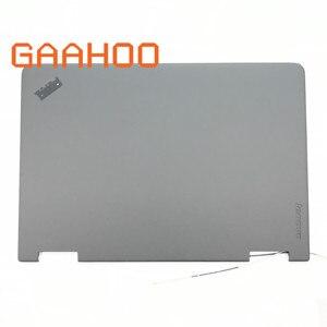 Funda trasera para Lenovo ThinkPad YOGA 12 S1 S2, LCD, con cable LCD y antena en negro