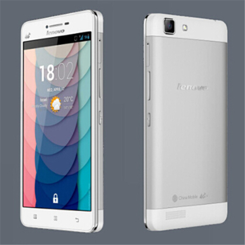 Original Lenovo A6600 4G 1G RAM 8GB ROM Android 44 Mar Vell Pxa 1928 Quad Core 15GHz 5inch IPS 1280720P 8MP Camera Cell Phone In Mobile Phones From