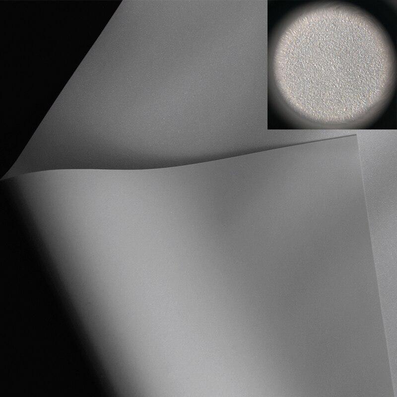 84 ''16:9 lumière ambiante rejetant le matériau de l'écran pour les projecteurs à courte portée/moyenne portée/longue portée
