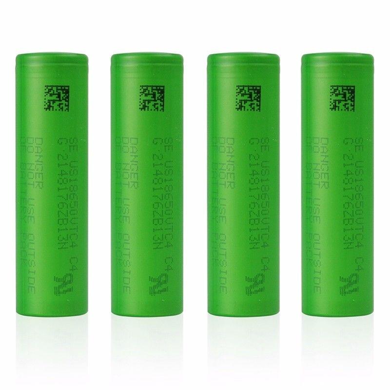 1 10 шт. оригинальный VTC4 18650 3,6 в 2100 мАч аккумулятор для Sony US18650 VTC 4 перезаряжаемый литий ионный аккумулятор C4 для электронной сигареты игрушки|Перезаряжаемые батареи|   | АлиЭкспресс