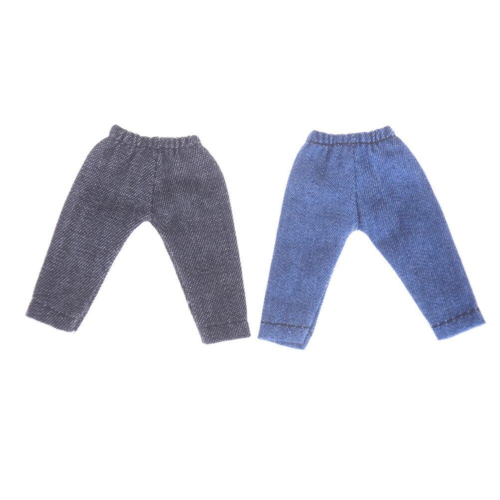 1 шт. леггинсы для кукол 11 OB11 1/12, кукольные джинсы, штаны, аксессуары для одежды