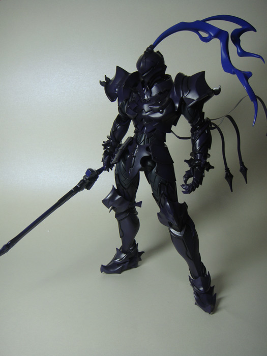 Unpainted Anime GK Garage Resin Figure Fate/Zero Lancelot Model Kit-in Action & Toy Figures from Toys & Hobbies    1