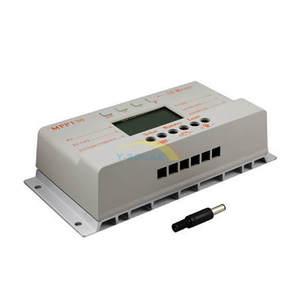 Image 5 - MPPT 30A LCD Solar laadregelaar 12 v 24 v auto switch LCD display MPPT30 Solar laadregelaar MPPT 30 charger controller