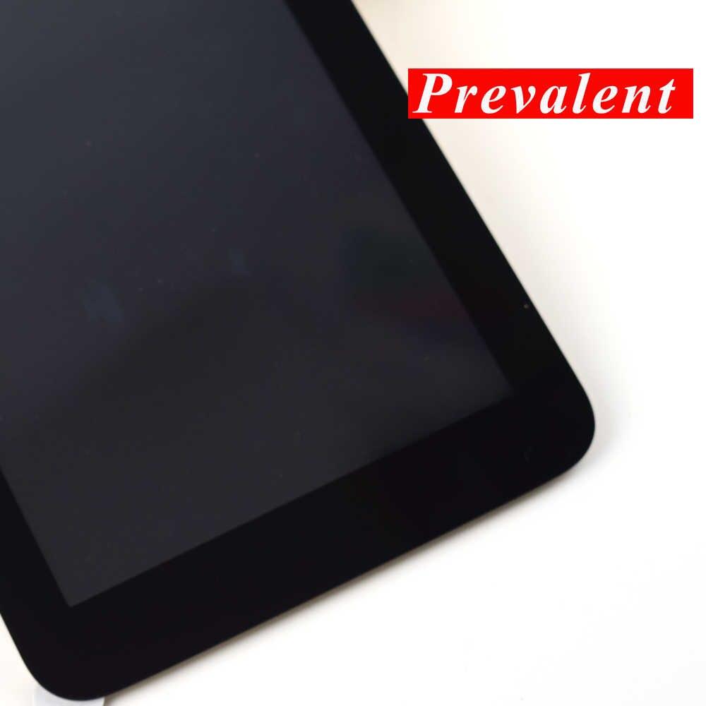 สำหรับ Samsung Galaxy Tab 3 Lite 7.0 SM-T110 T111 T113 T116 เซ็นเซอร์หน้าจอสัมผัส Digitizer Glass + จอ LCD จอแสดงผล Assembly