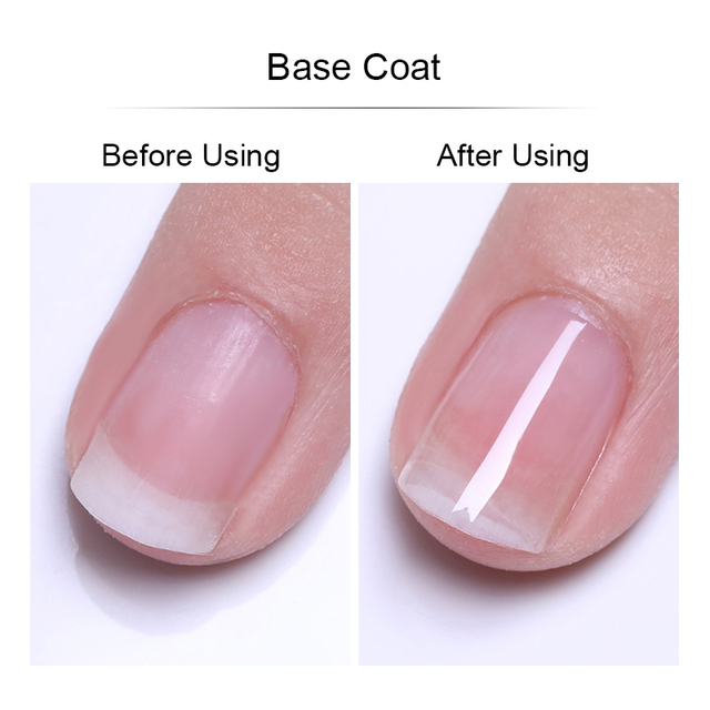 LILYCUTE 7ml Base Coat Gel Polish
