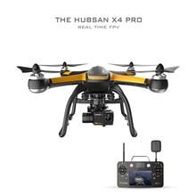 Hubsan X4 Pro H109S Standard Edition 5.8 Г FPV С 1080 P HD камера 1 Оси Gimbal GPS RC Мультикоптер RTF Черный Режим 2