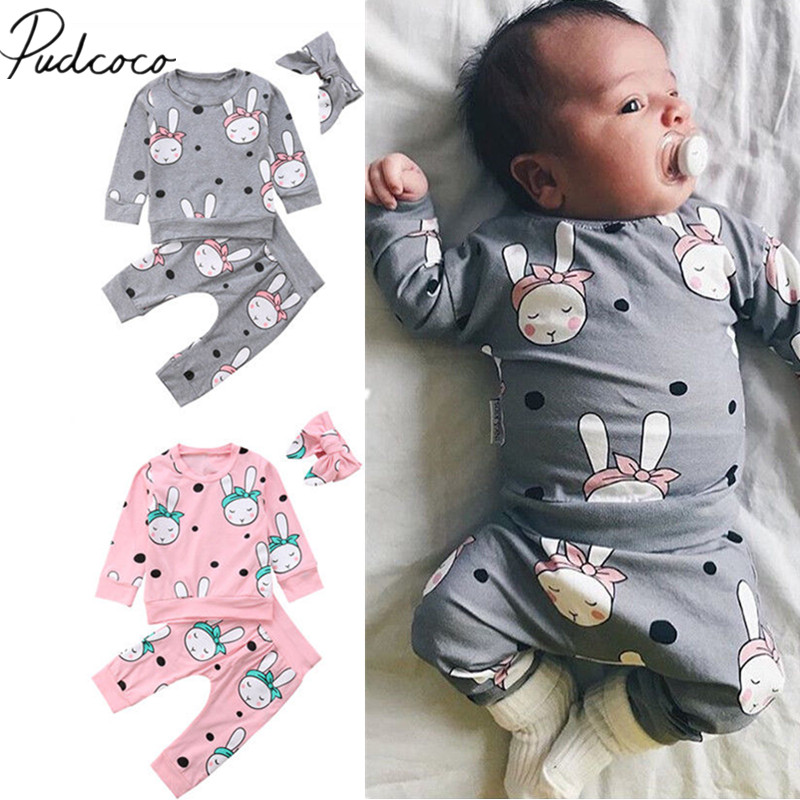 Memela New Fall 2018 Newborn Baby Girls Human Letter Print Romper Jumpsuit Outfits Clothing