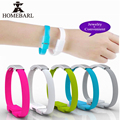 22cm Portable Noodle Usb Cable Sync Data Bracelet Wrist Band Charger For Apple IPhone 5S 6S Plus For Samsung Android Micro 89B92