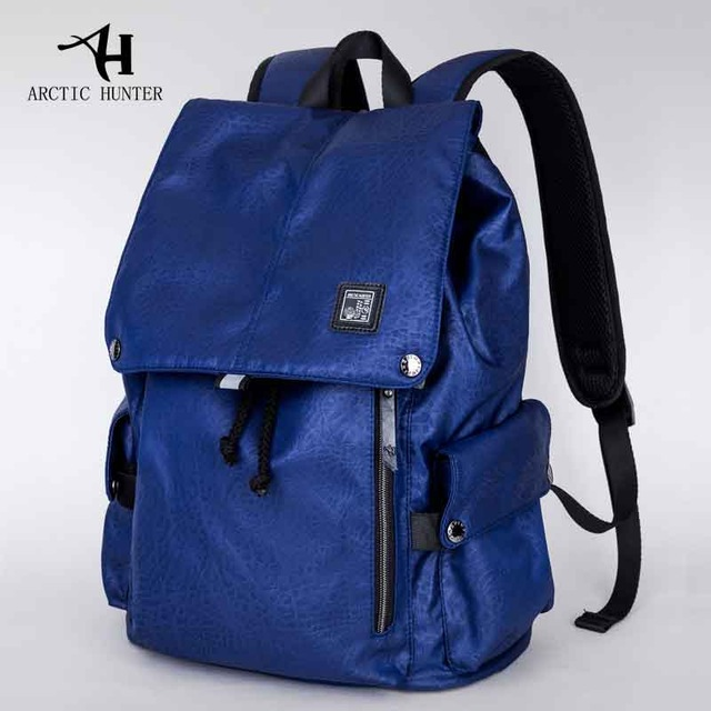 ARCTIC HUNTER Oxford Cloth Famous Brand School Backpack Bag For College Style Simple Design Men Casual male New Travel Backpack