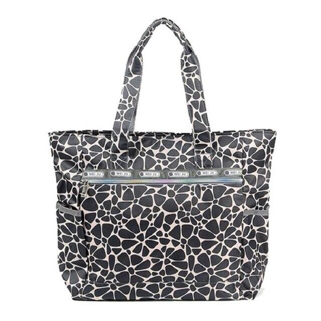 Popular diaper bag top handbag mother nappy changing bags waterproof women tote bolsa baby bag for mom Stone Pattern