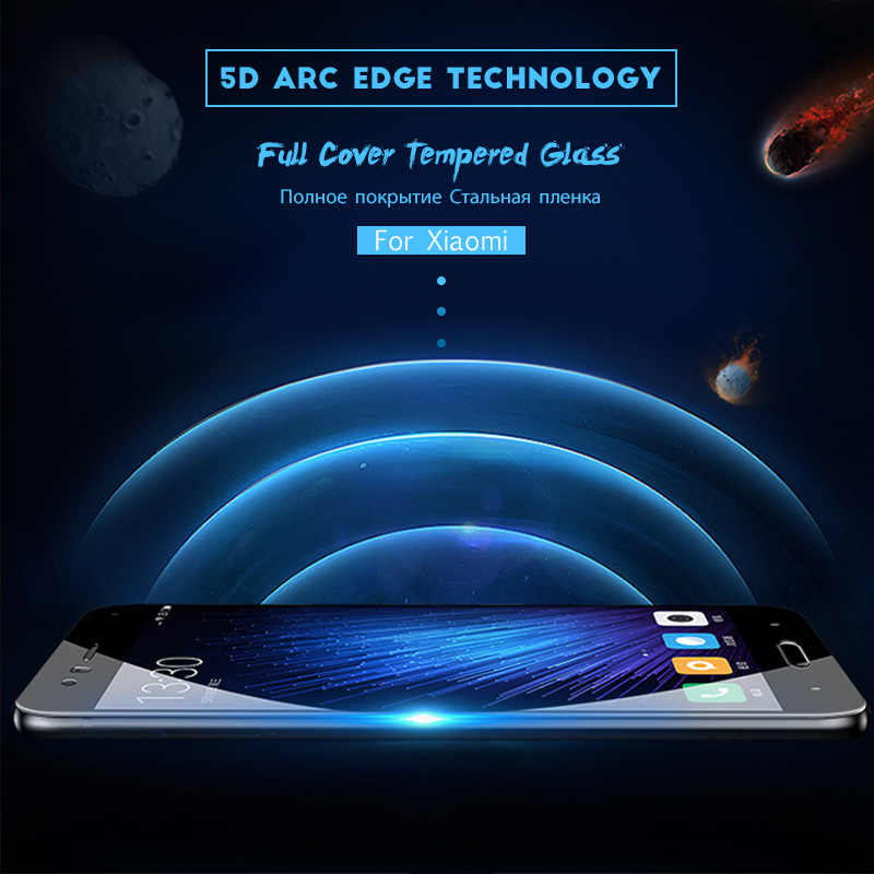 2019 Pieno Della Copertura di Vetro Per Xiaomi redmi Nota 7 Pro nuovo 9D Temperato Protezione Dello Schermo Per redmi Nota 7 Temperato pellicola protettiva
