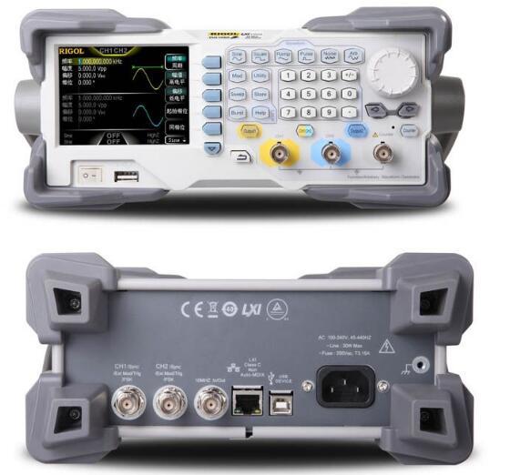 RIGOL DG1022Z Function / Arbitrary Waveform Generator 25MHz Frequency Generator
